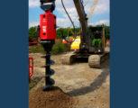 Foto 3 - Excavator mounted drill EMV 15-20 diam. foro da 350 a 600 mm con profondità massima 10,50 m